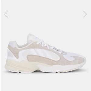 NWT Adidas Yung-1 Sneakers Cloud White Sz. 7.5